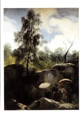 La forêt des peintres