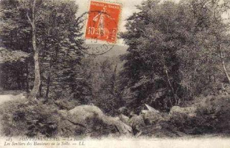 Le Mont Chauvet, les hauteurs de la Solle