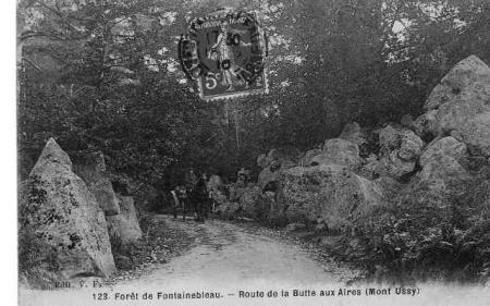 Mont Ussy et Butte aux Aires
